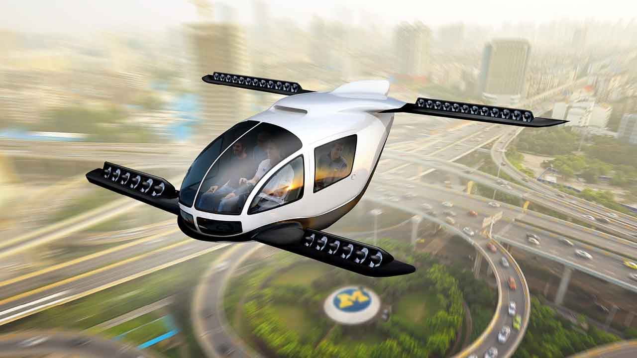 Hyundai Announces When Flying Cars Will Come True 3