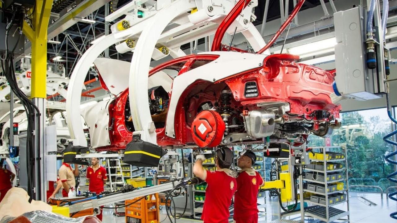 10 Surprising Facts About Ferrari 8