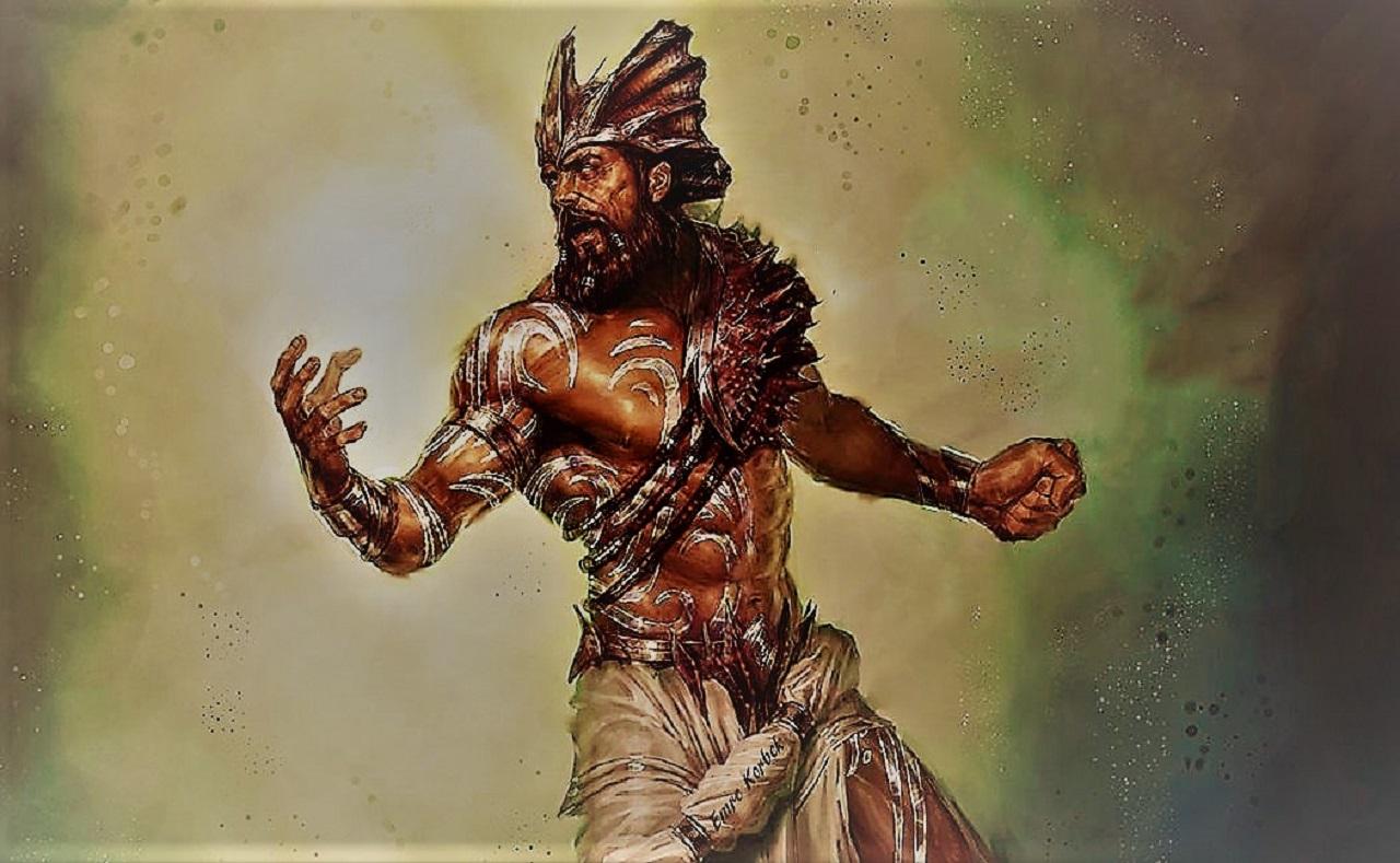 15 Turkish Mythology Characters 7