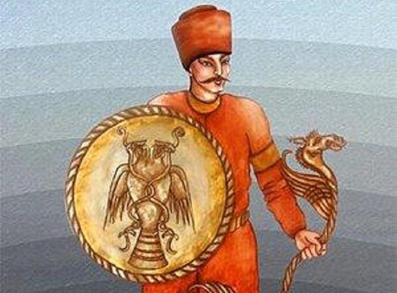 15 Turkish Mythology Characters 13