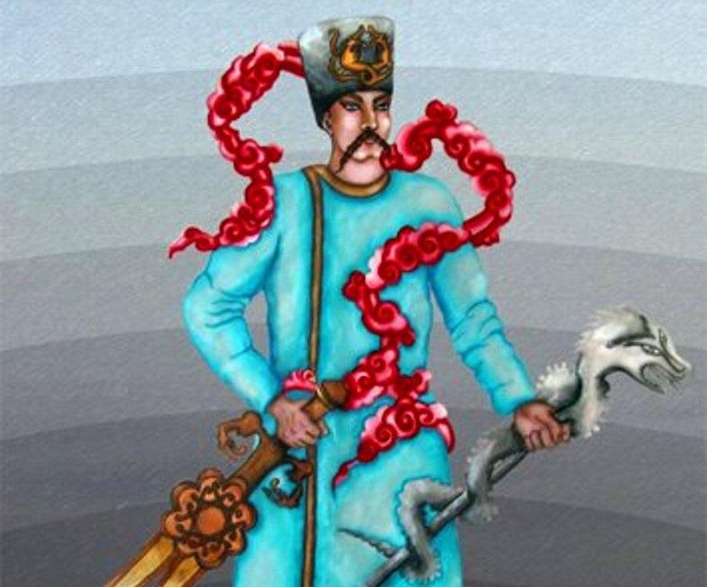 15 Turkish Mythology Characters 11