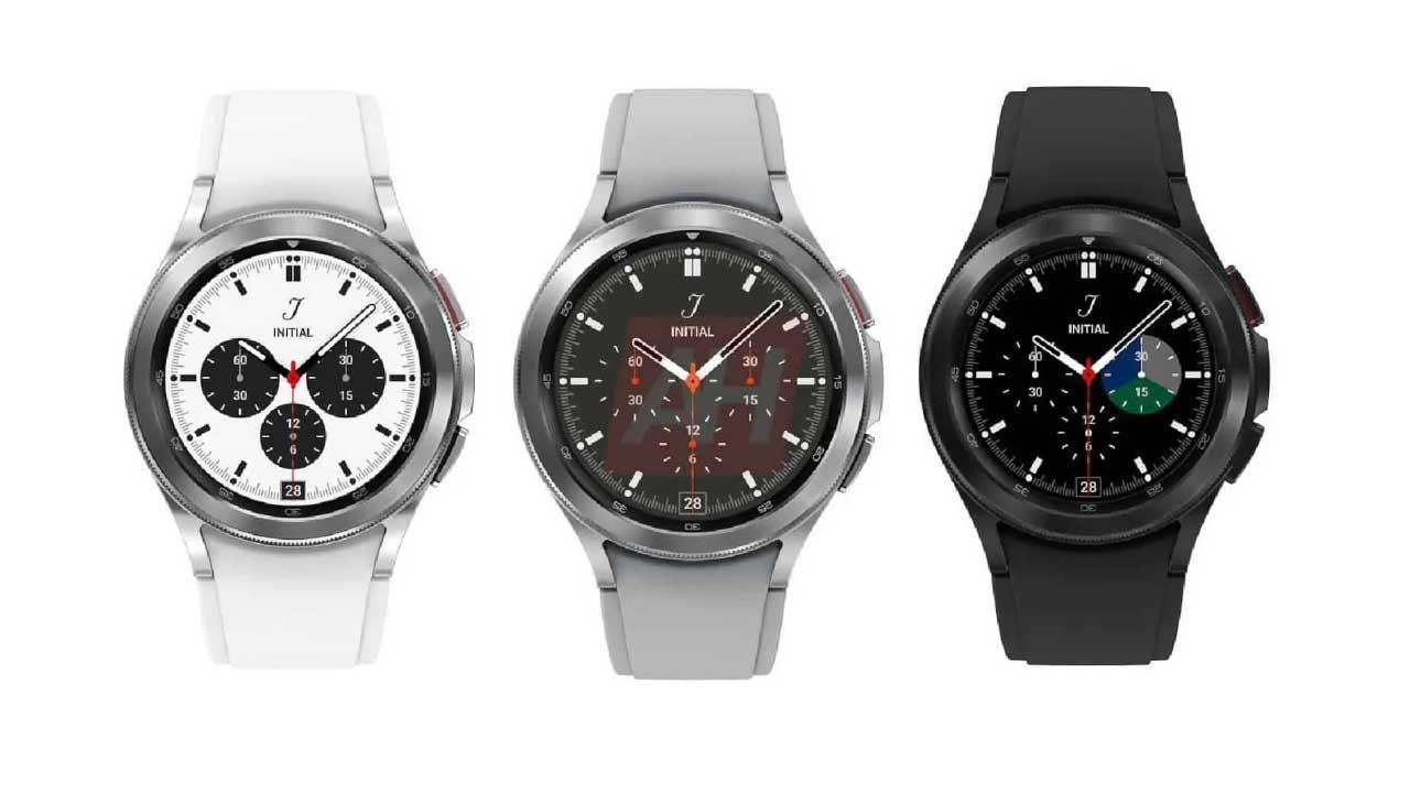 Samsung Galaxy Watch 4 Classic Design Revealed 3