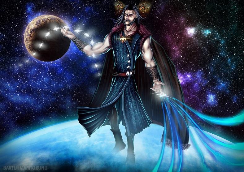 15 Turkish Mythology Characters 4