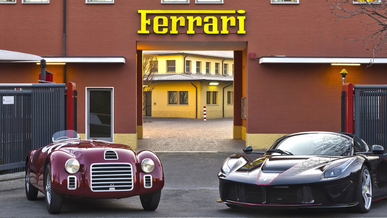 10 Surprising Facts About Ferrari 4