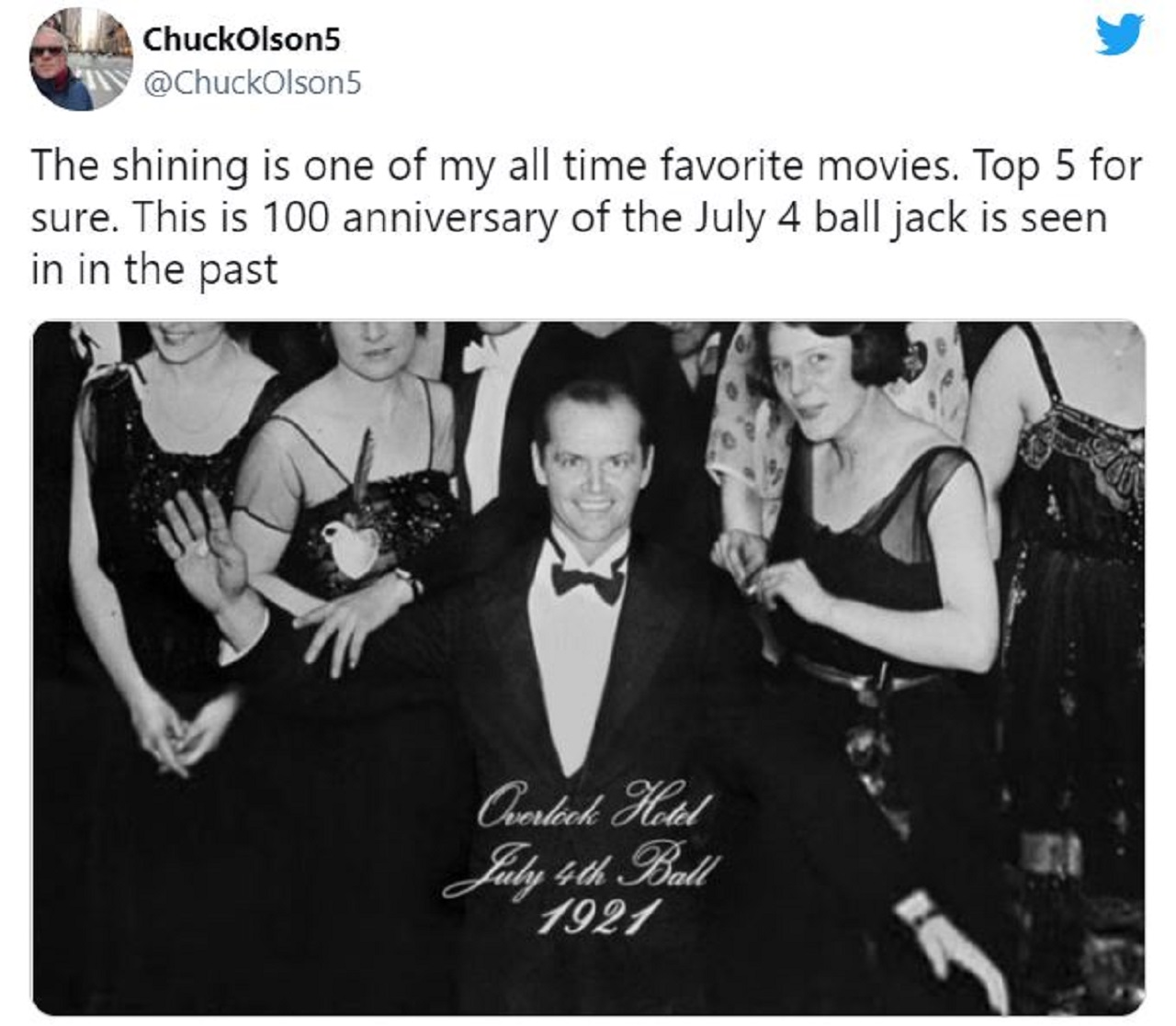 The Shining's Iconic 'Spooky' Prom Photo Turns 100 Years Old 5