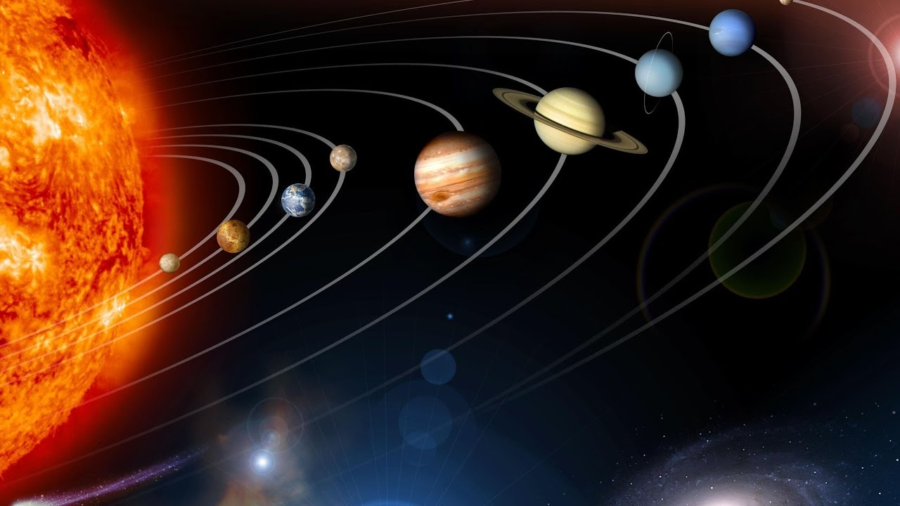 Why Are All Planets Round? 4