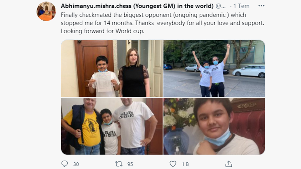 12-Year-Old Becomes Youngest Chess Grandmaster 4