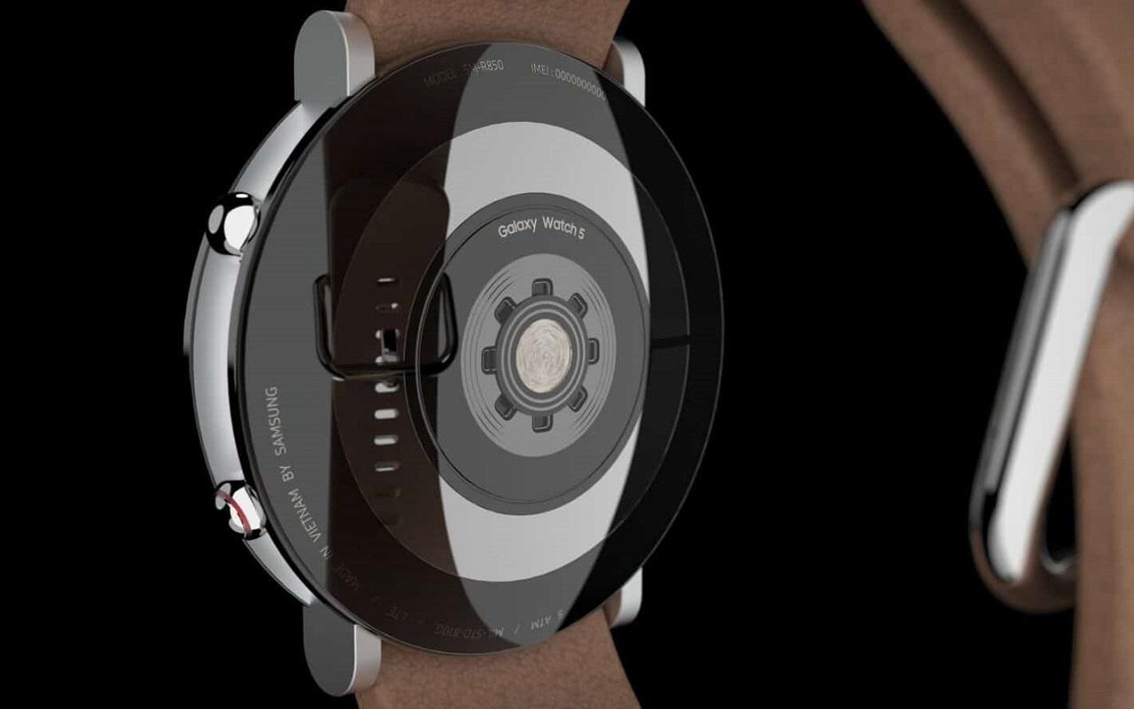 Attractive Concept Design of Samsung Galaxy Watch 5 3