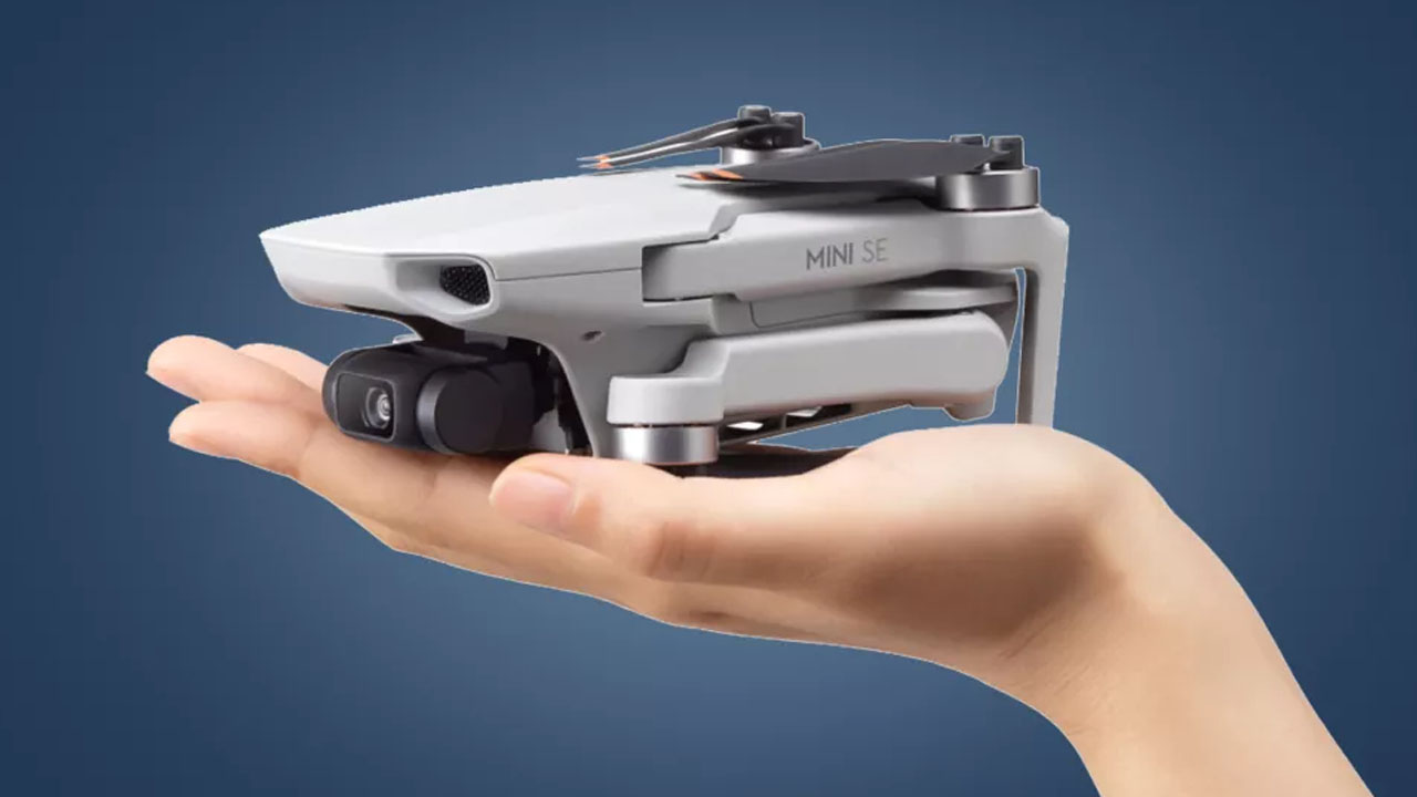 DJI Announces Its New Drone, Mini SE: Here's the Price 2