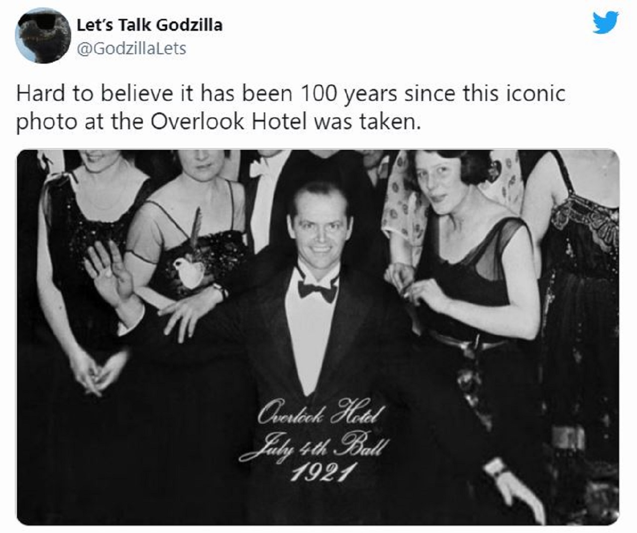 The Shining's Iconic 'Spooky' Prom Photo Turns 100 Years Old 3