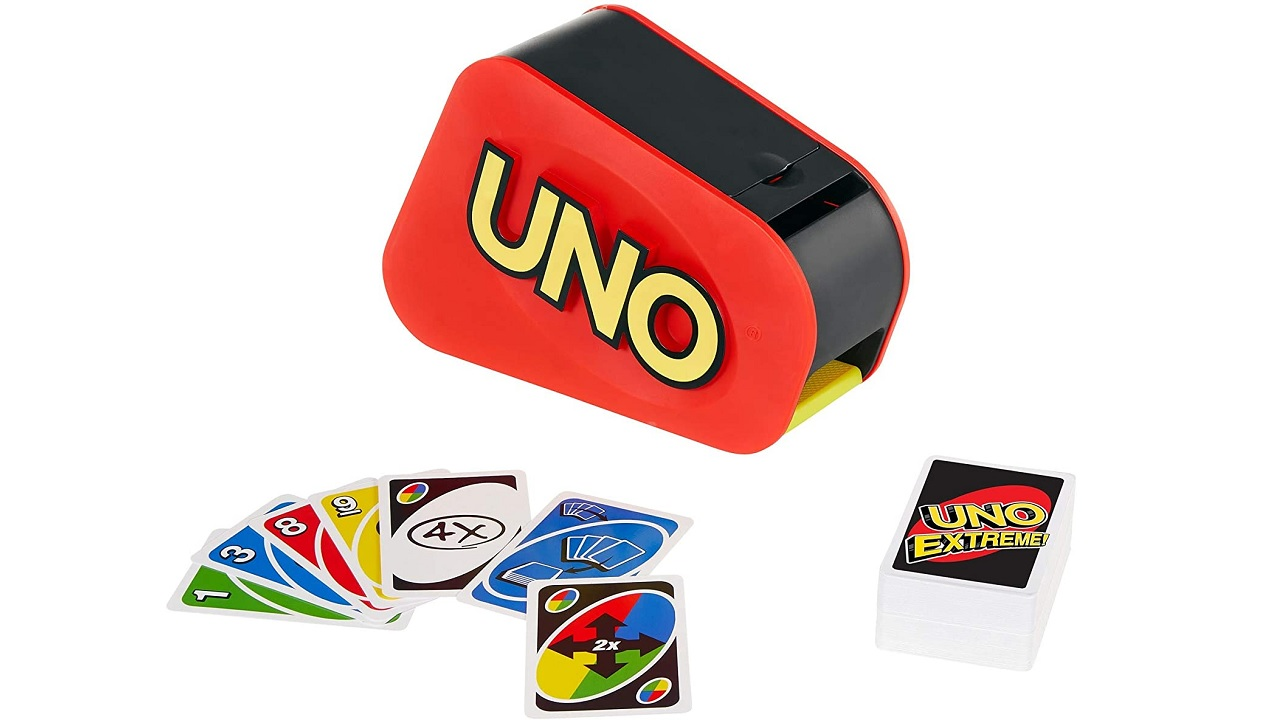 UNO Extreme Kart Oyunu