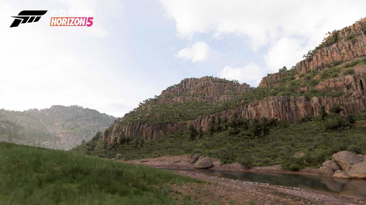 Forza Horizon 5'in Büyüleyici Manzaralar Sunan Meksika Haritasından Görüntüler