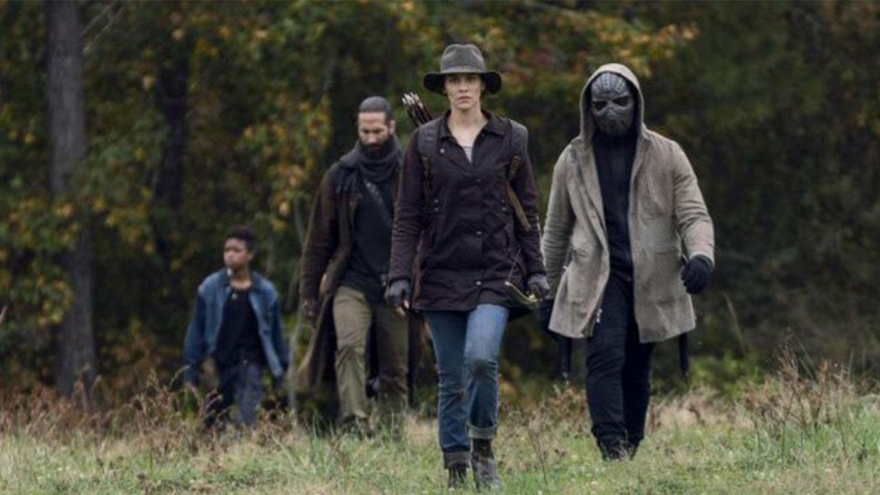 The Walking Dead'in Final Sezonundan Yeni Fragman Geldi