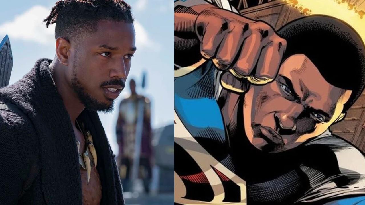 Creed'in Yıldızı Michael B. Jordan, 'Siyahi Superman' Olmaya Hazırlanıyor