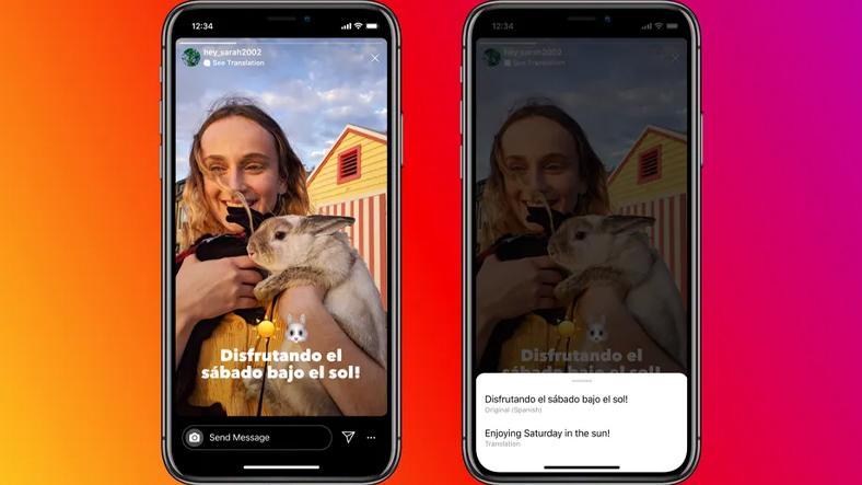 Instagram, Hikayeler İçin Çeviri Özelliğini Kullanıma Sundu