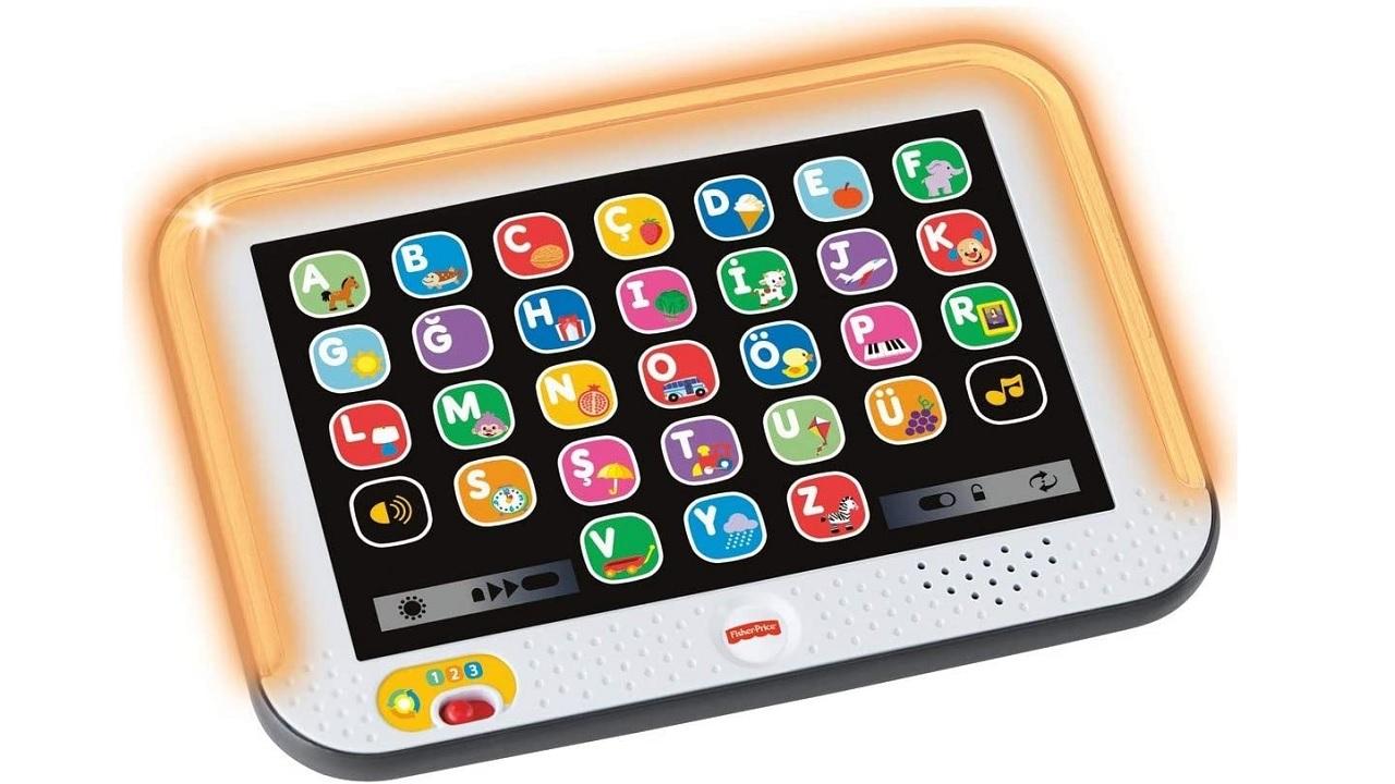 Fisher Price Eğlen & Öğren Yaşa Göre Gelişim Eğitici Tablet