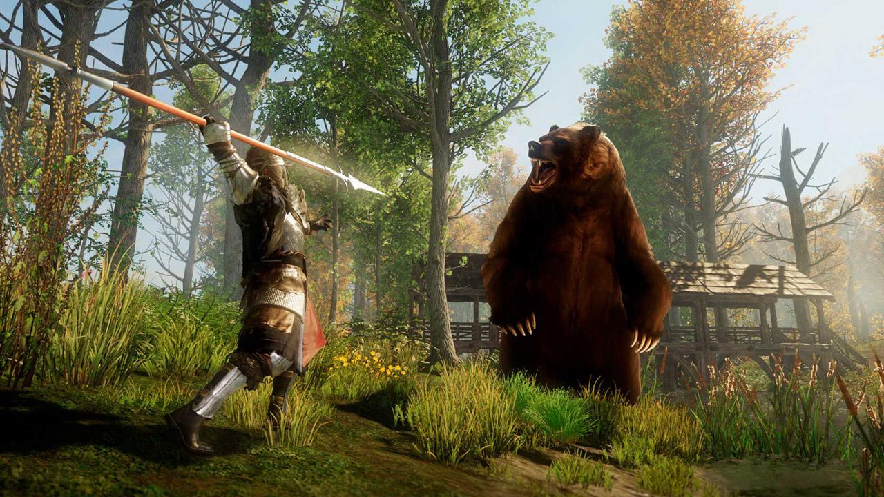Amazon'un Ekran Kartı Yakan Yeni Oyunu New World, Steam'in En Popüler Oyunları Arasına Girdi