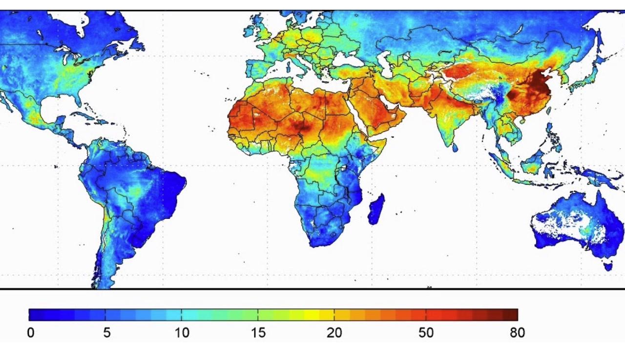 İklim Değişikliğinden En Fazla Etkilenecek Ülkeler Açıklandı