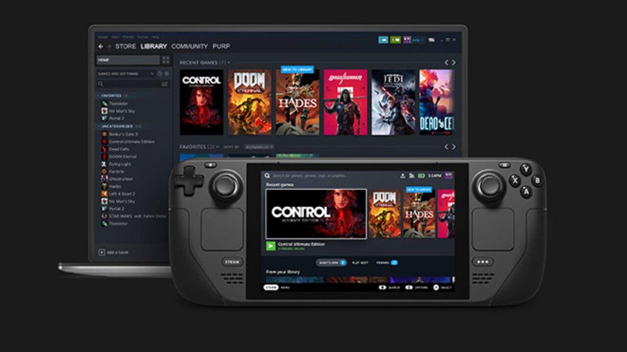 Valve, Steam Deck'in Her Oyunu Açabileceği Konusunda İddialı