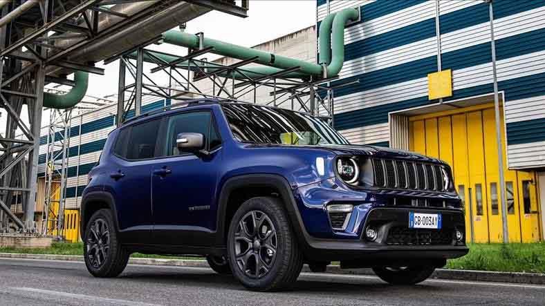80. Yıla Özel Tasarlanan Jeep Renegade, Türkiye'de Satışa Sunuldu: İşte Fiyatı