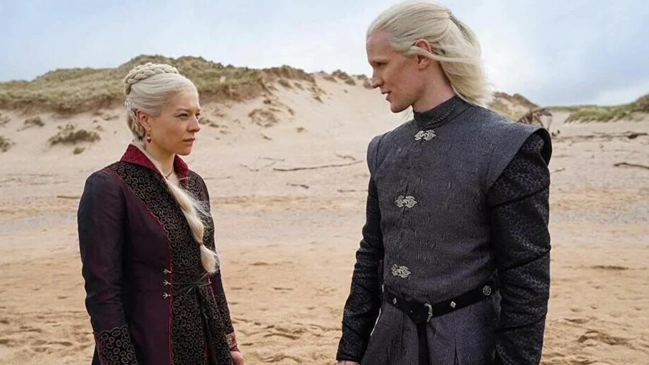 Game of Thrones Evreninde Geçen House of the Dragon'un COVID-19 Nedeniyle Duran Çekimleri Yeniden Başladı
