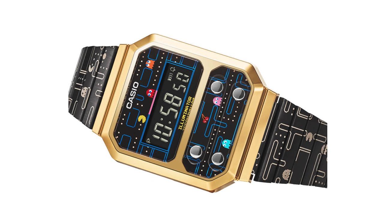 Hayran Olmamak Mümkün Değil: Casio, Pac-Man Temalı Yeni Saatini Tanıttı