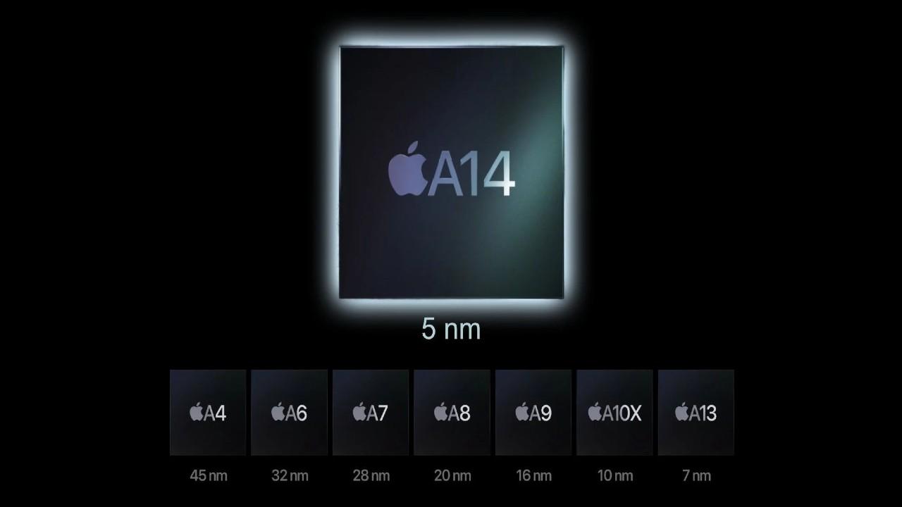 Apple, iPhone 11'deki İşlemciye Sahip Monitör Üstünde Çalışmaya Başladı