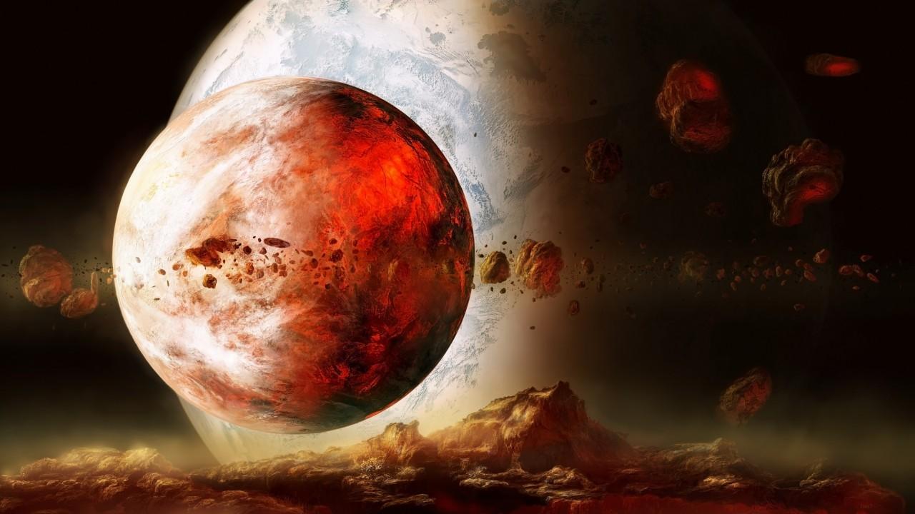 Uzayda Gaz Devlerinin Arasında Dünya Benzeri Gezegenler Olabilir mi?