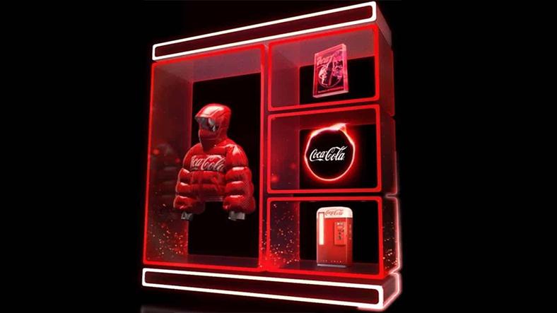 Coca-Cola'nın NFT'si
