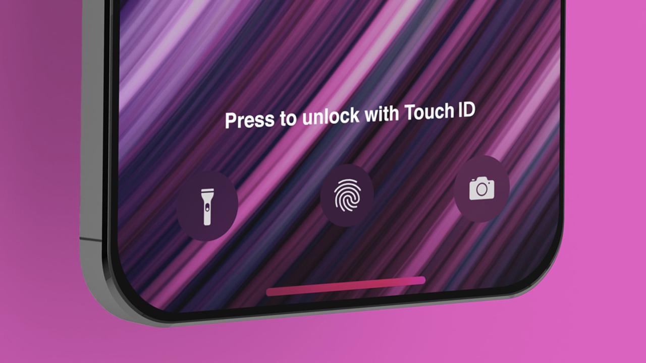 iPhone 13 Touch ID
