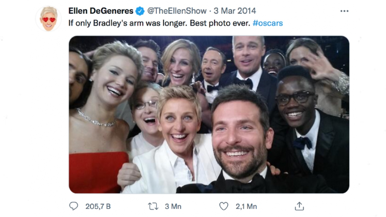EllenDeGeneres