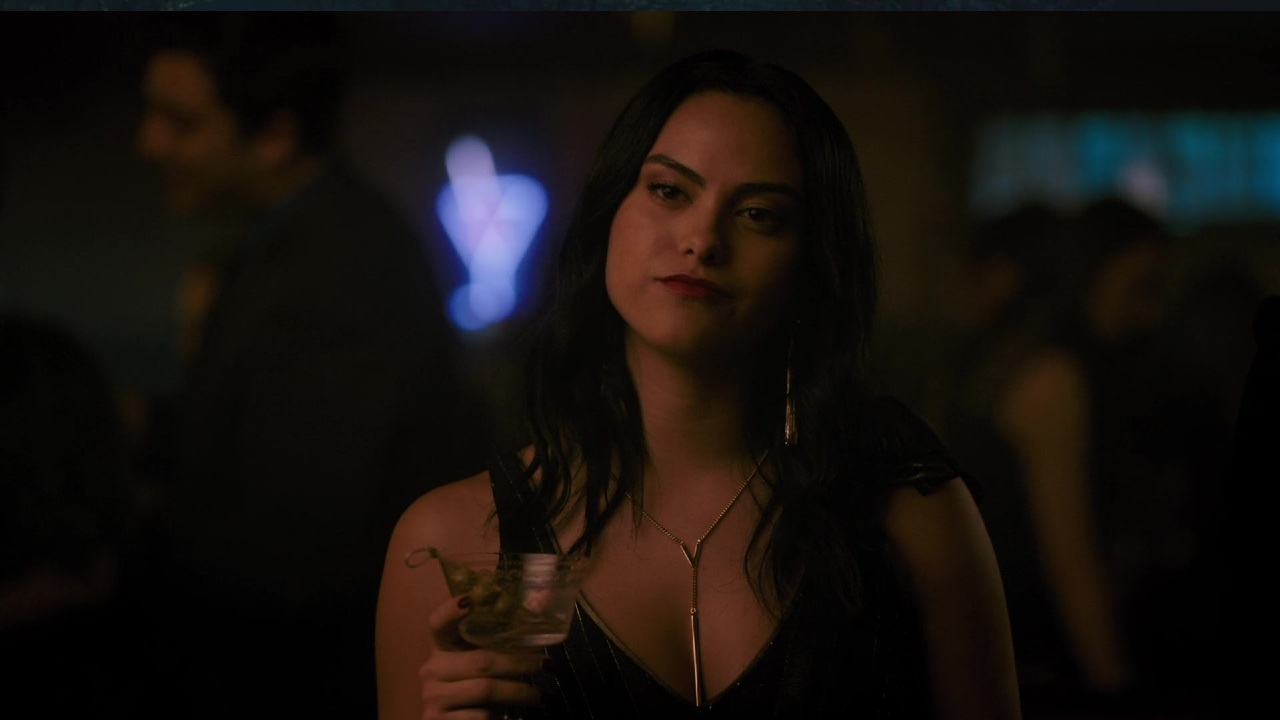 Camila Mendes' character Veronica