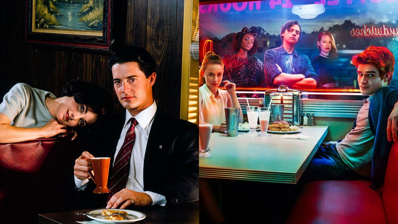 David Lynch's Twin Peaks and Riverdale