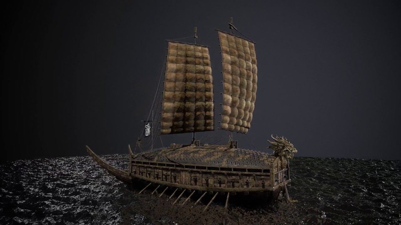 kaplumbağa gemisi