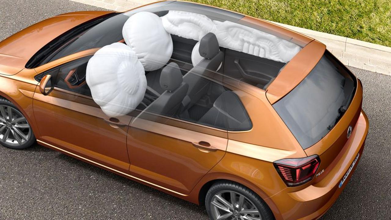 Volkswagen Polo hava yastığı
