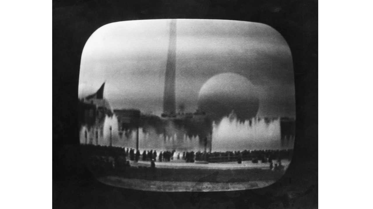 ilk televizyon yayını