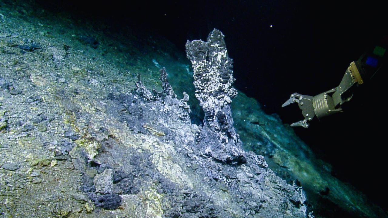 Hidrotermal Menfezler