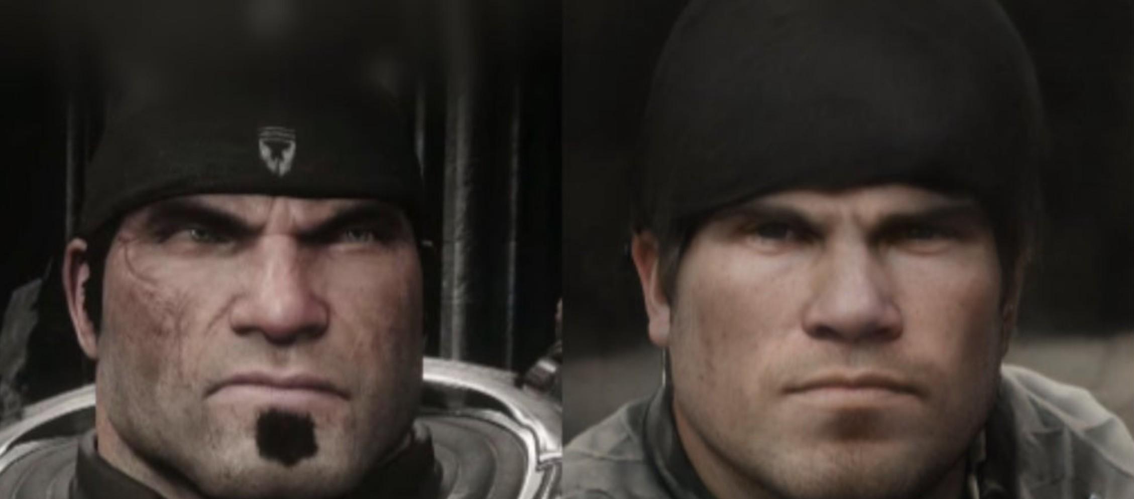 Marcus, Gears of War