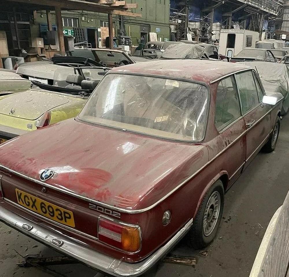 londra ahır otomobil koleksiyonu