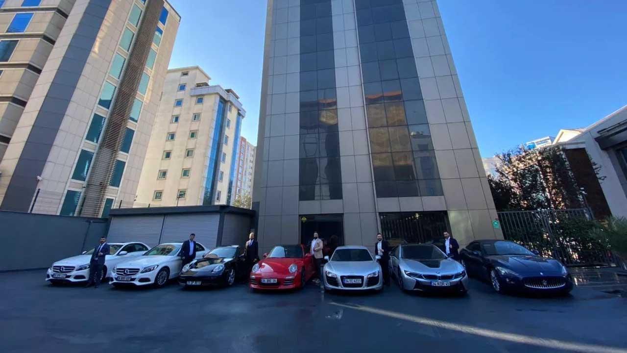 SAS Holding arabaları