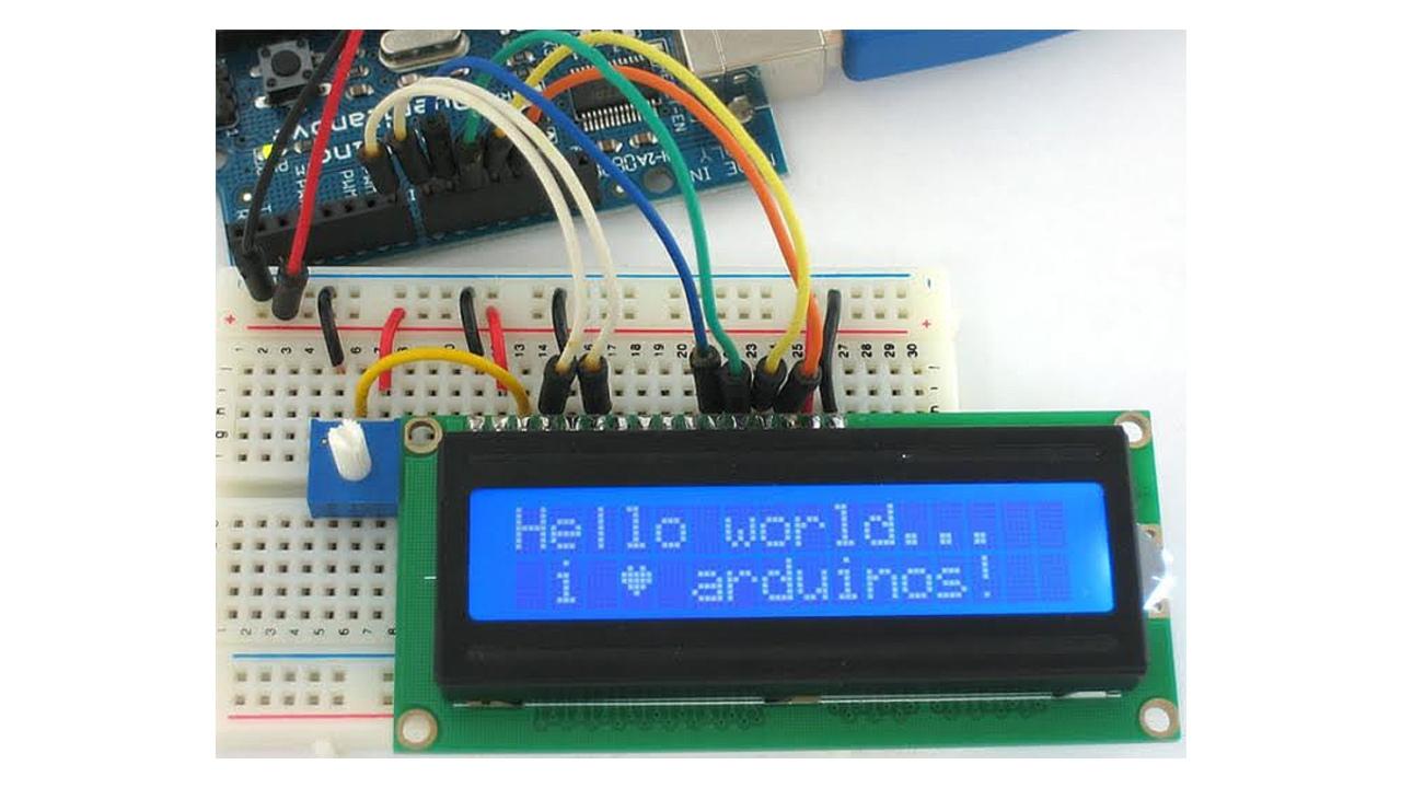 Bir Arduino projesi