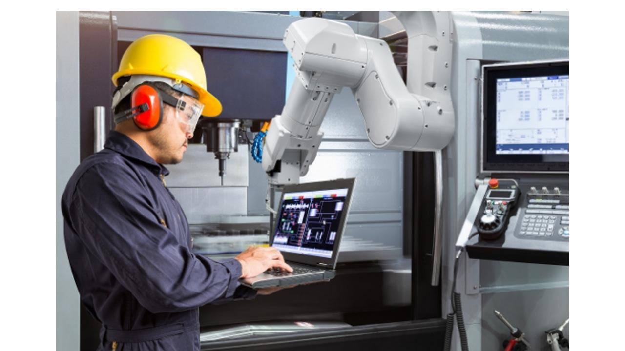 Robot kaynak operatörü