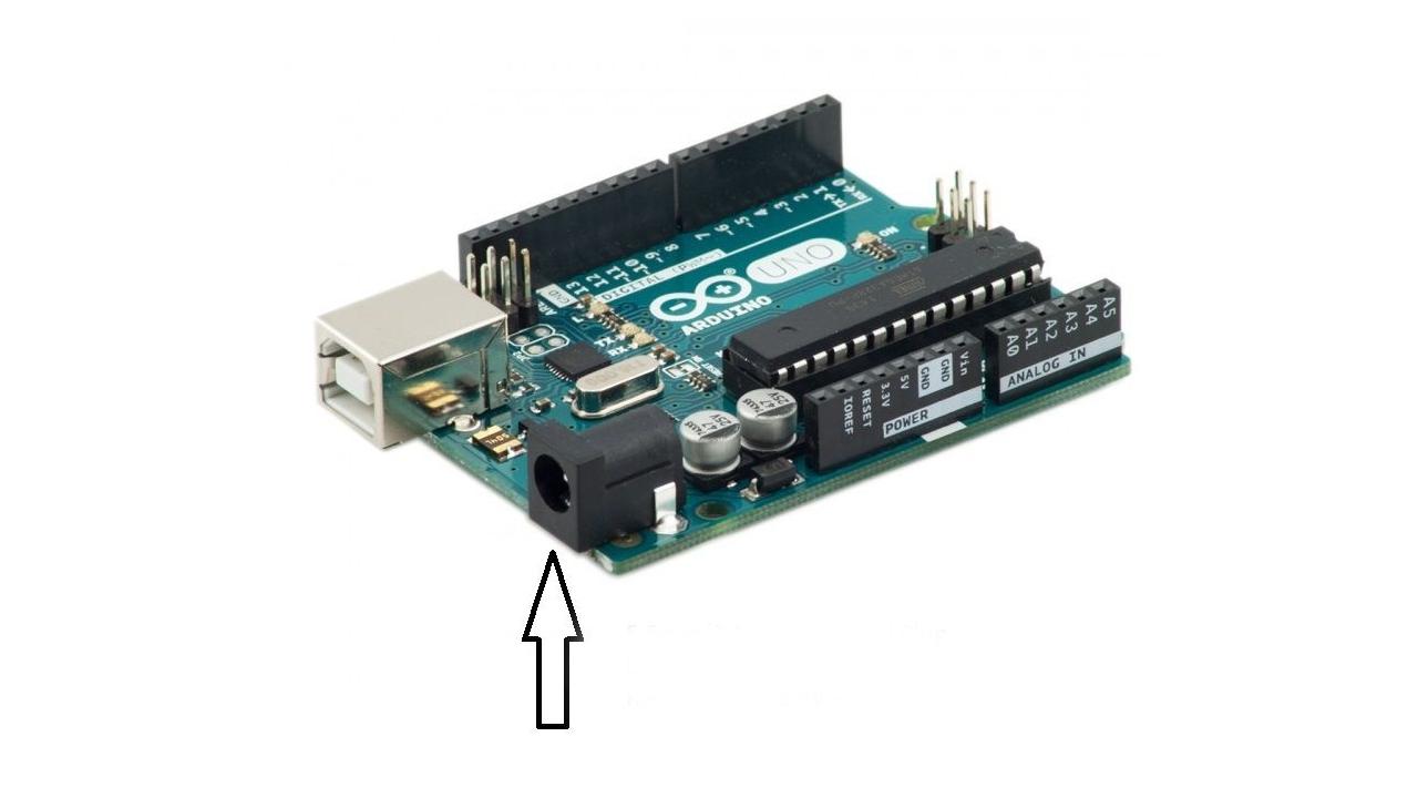 Güç konektörü