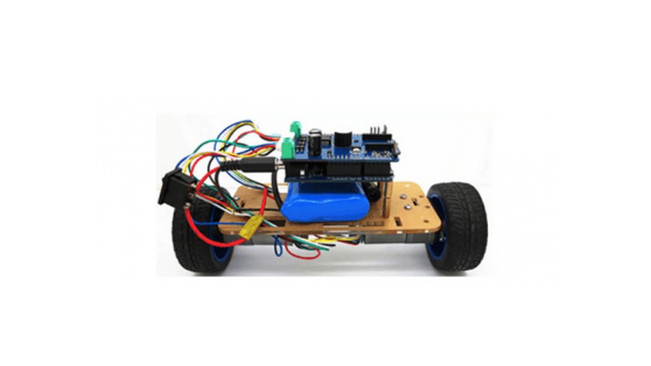 Arduino ile yapılmış ufak çaplı bir proje