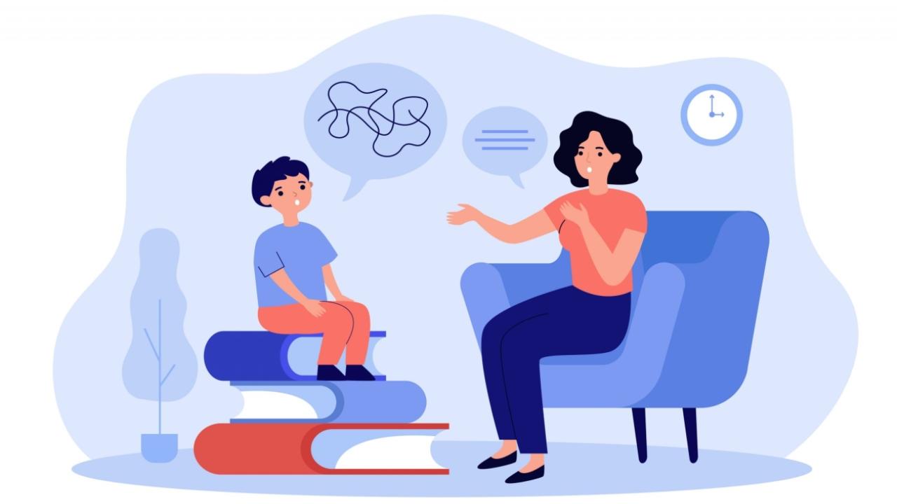 Dil konuşma terapisti