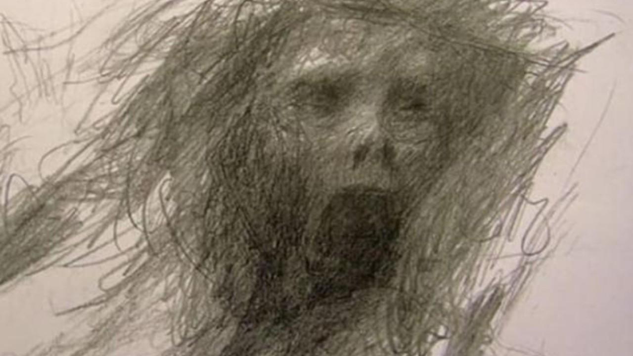 şizofrenik çizim