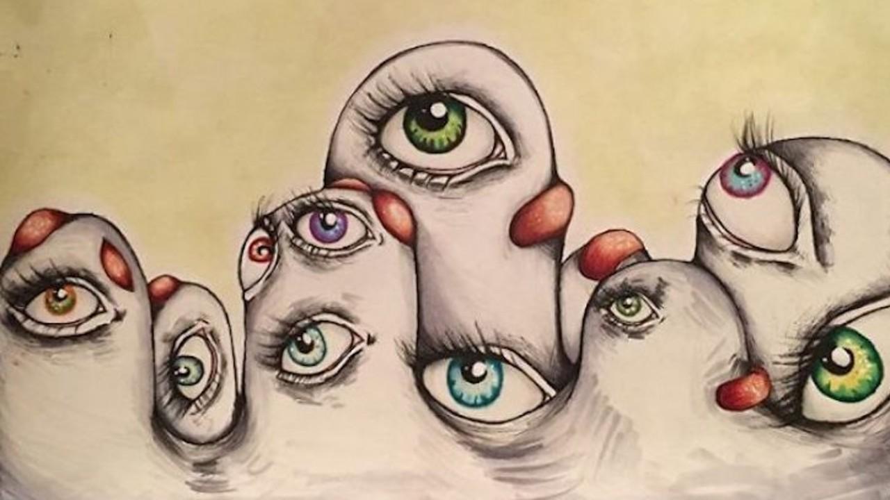 şizofren çizimleri