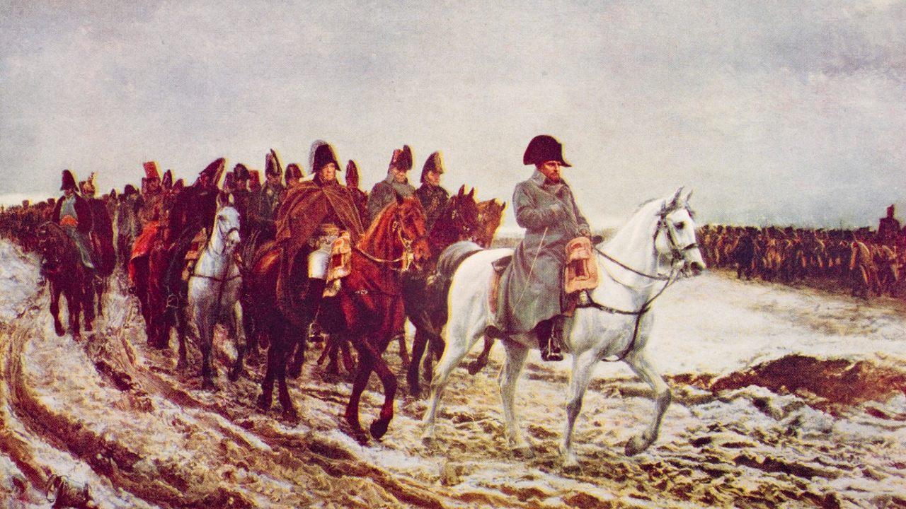Napoleon ve ordusu