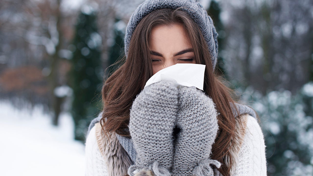 kış grip