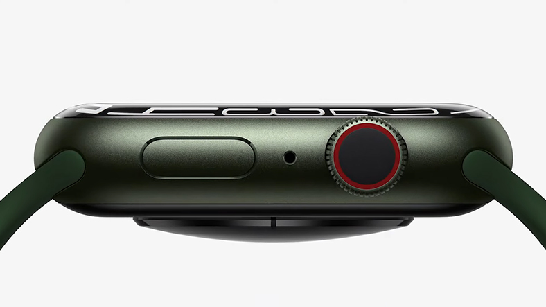 apple watch series 7 thickness